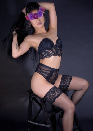 Maelou asian escorts in Inkster